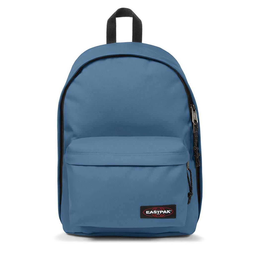 sac eastpak out of office bleu