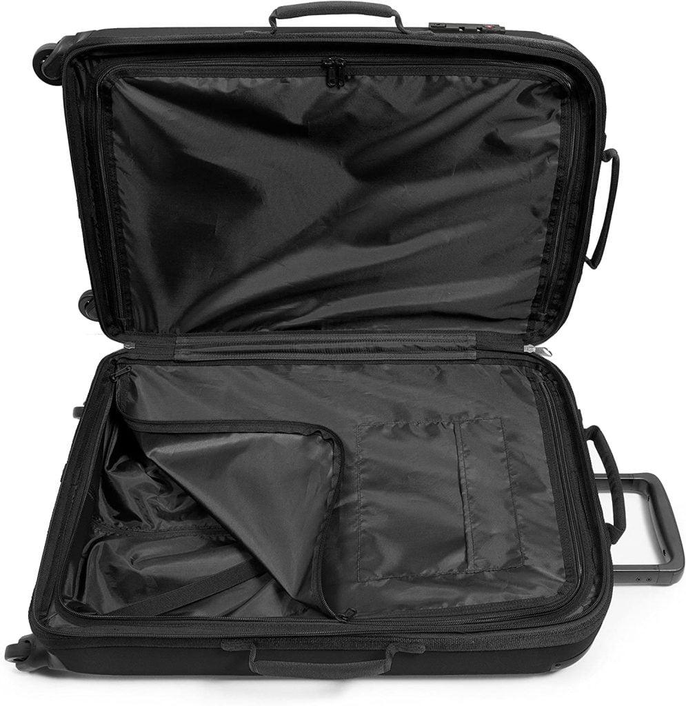 intérieur valise Tranzshell