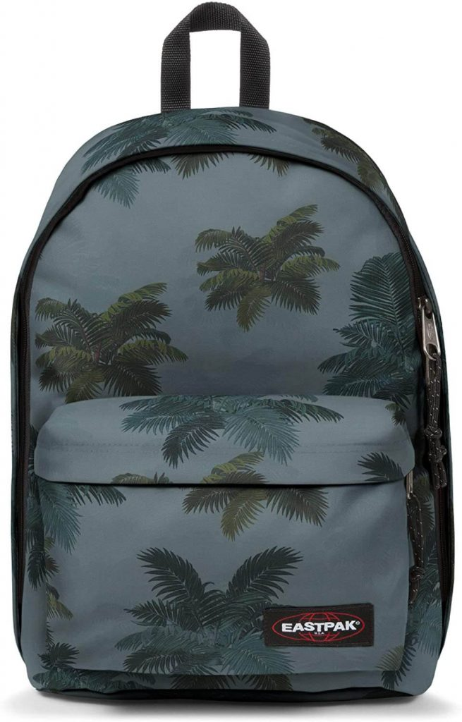 Eastpak Out Of Office Gris Palmiers