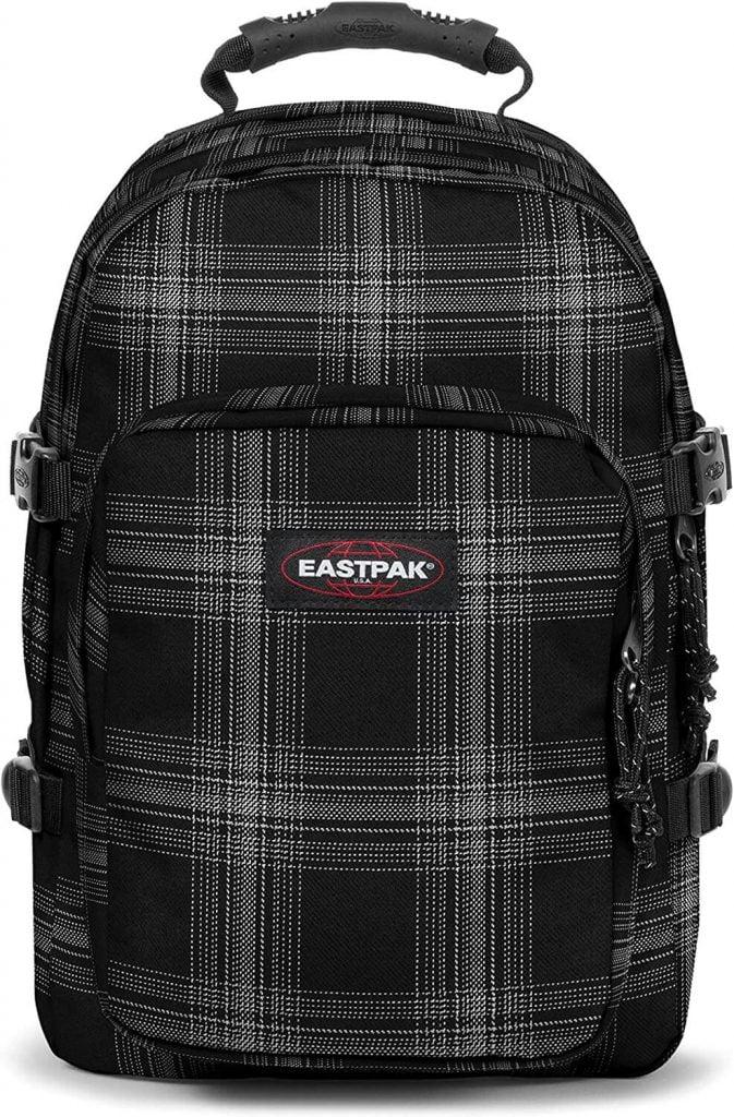 Eastpak Provider checked dark noir